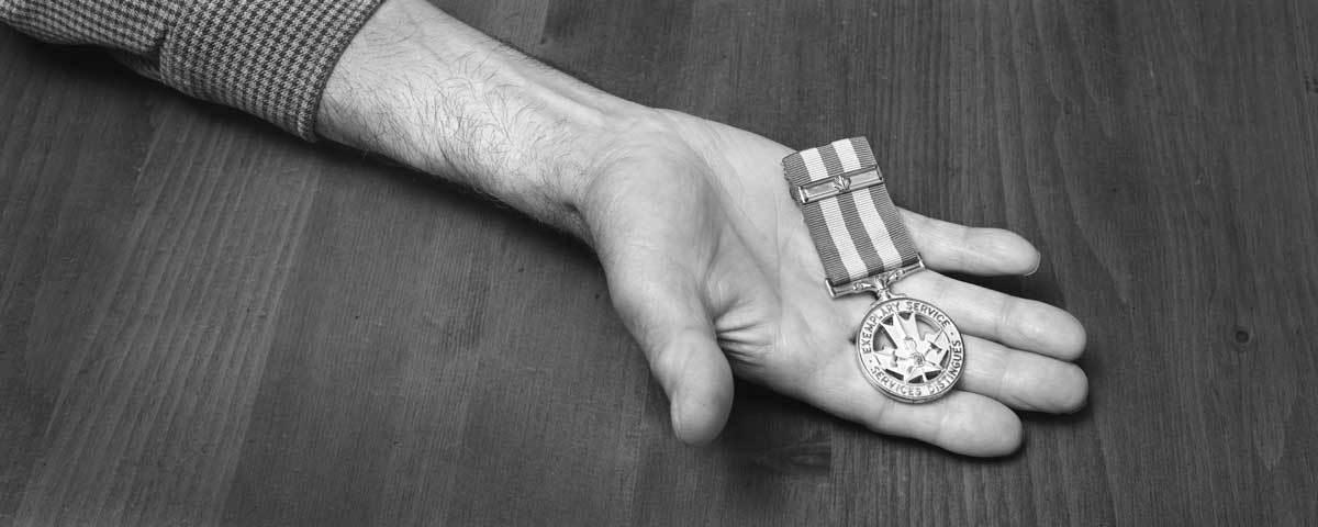 Fulvio's medal, Mayo