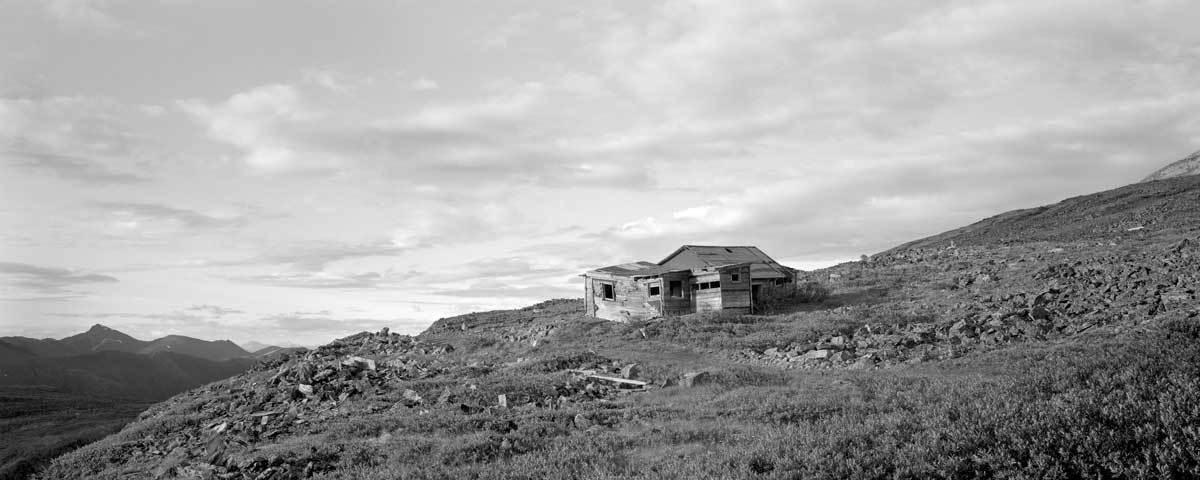 Sheep Camp cabin, Keno Hill
