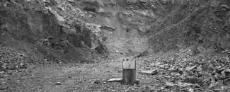 Onek claim shooting range, Keno Hill