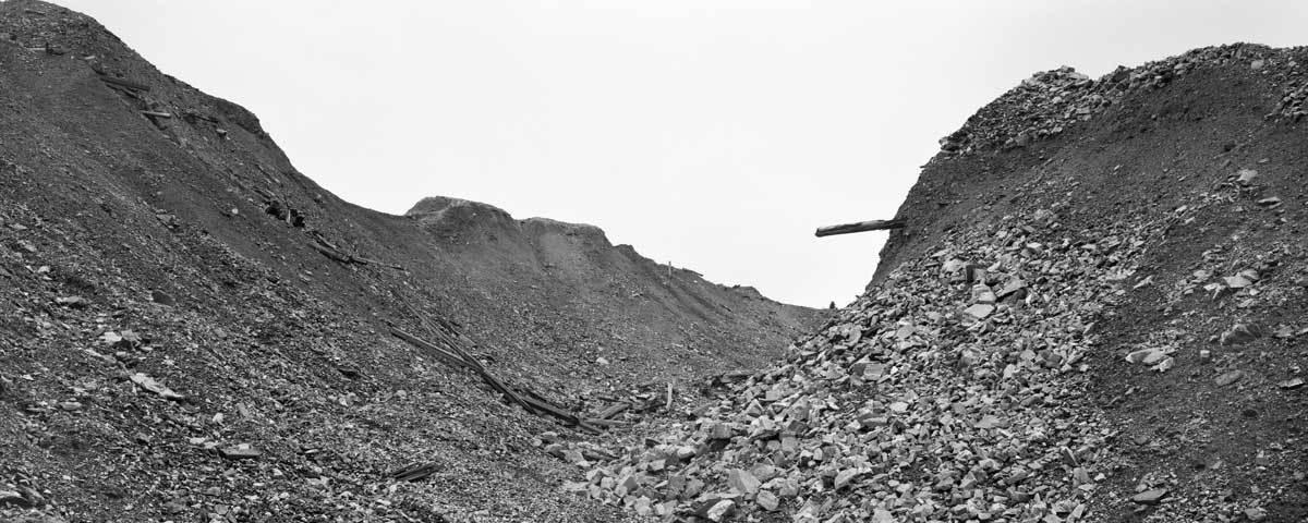 Waste dump, Keno 700 claim