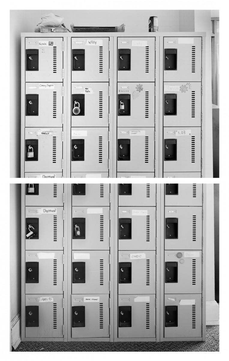 Call Centre Employee Locker (Halifax, N.S.)