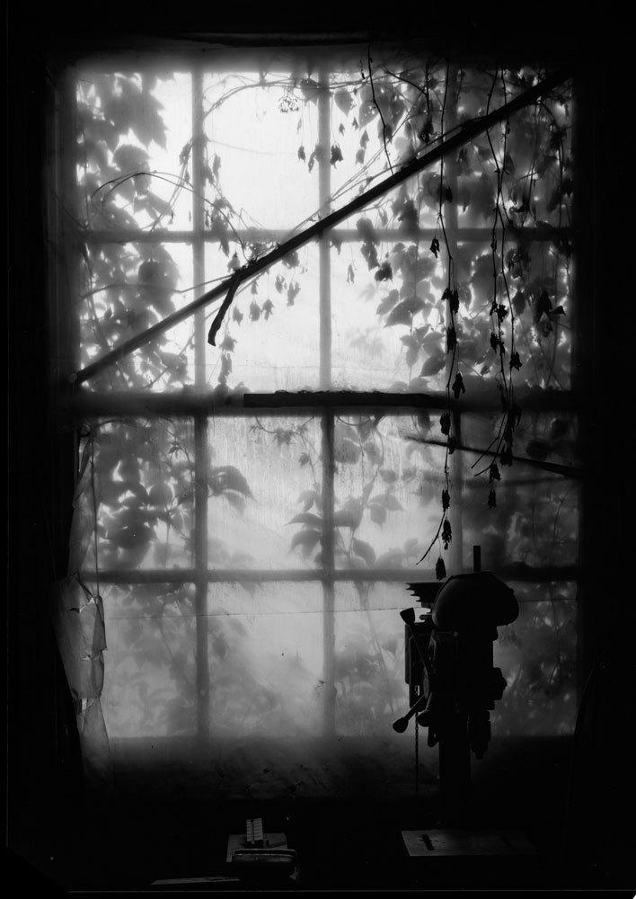 Carpentry Shop (window)