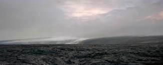 Storm clouds, Kalapana